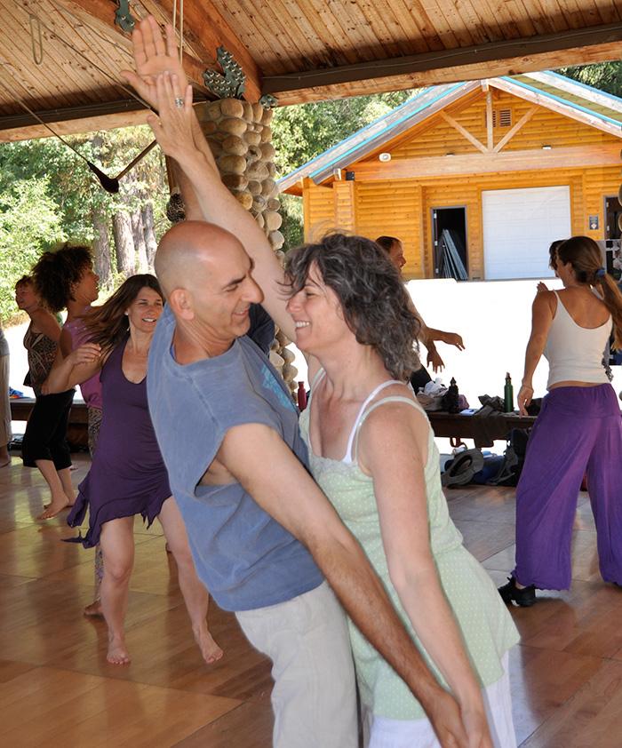 Ken & Denise at Dance Camp